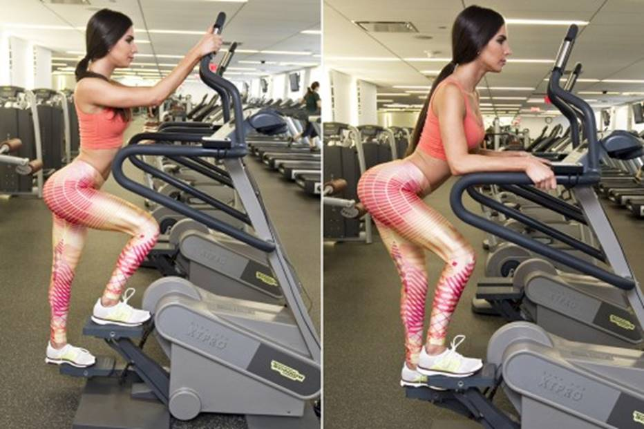 Jen Selter Before and After